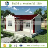 China beautiful EPS sandwich wall panel steel the prefab house                                                                         Quality Choice