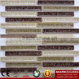 IMARK Subway Crackle Glazed Ceramic Mosaic Tile/Backsplash Tile For Kitchen back splash tile