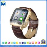 Cheap Price F9 MTK6572 GSM Android Smart Watch Phone with Camera