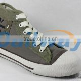 New High Top Canvas Sneakers Men Shoes All Sizes
