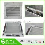 White Paiting Aluminum Linear Bar Grille Air Diffuser/HVAC Air Conditioning Slot Decorative Dampers Celing Air Diffuser