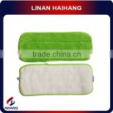 Multi-function high quality stick type thick long fleece magic cotton floor cleaning mop cloth