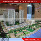 High rise office architectural scale model maker /commercial building scale model making