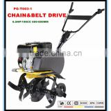 6.5HP Used Gasoline Farm Rotary Tiller Machine Cultivator Weeder