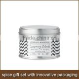 spice gift set with innovative packaging(PD34)