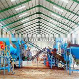 Chemical fertilizer production equipment with different capacity