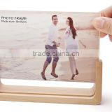 Wholesale Latest Custom Wood Acrylic Photo Frame