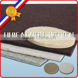 felt self adhesive furniture protection pads material factory