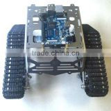 Official genuine PI Banana smart car chassis robot tracked robot BPI-Car