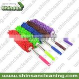 2017 High Quality Microfiber chenille duster for cleaning car/microfiber duster/car duster