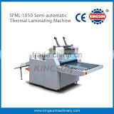 SFML-1050 Semi-automatic Thermal Laminating Machine