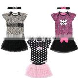 baby romper dress in stock baby fashion clothes summer