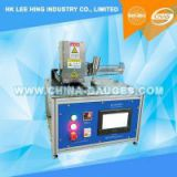 Abrasion Resistance Tester of IEC 60335-1 and IEC 60950