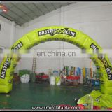customize inflatable arch , custom wheel arches ,promotion inflatable arch as advertising