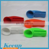 Portable Silicone Horn Stand Speaker for Iphone