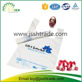 100% biodegradable PLA+cornstarch plastic bag