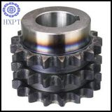c45 E08B19 METRIC SPROCKET HXPT  with Hub
