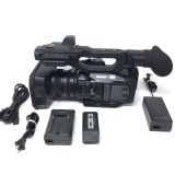 60% OFF Panasonic HC-X1 4K Ultra High Definition Professional Camcorder, (2) 128GB SDXC