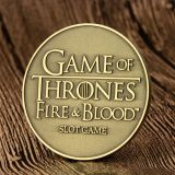 Game of Thrones Custom Challenge Coins