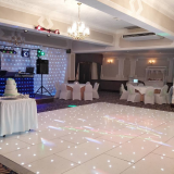 RK Portable Wedding Led Dance Floor for decoration for sale
