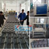 ASA-PVC Glazed Roofing Tile production Line