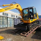 Low Price 8 Ton Yangma Engine Hydraulic Excavator for Sale