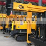tracked down the hole drill rig MT-FY130 130M Deep dth water drilling rig machine for sale philippines