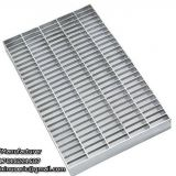 Hot dipped galvanized steel pool drain grate