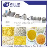 Automatic high efficient needle bread crumbs making plant