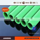 10000 square meter factory green color ppr water pipe for life and solar energy water heater