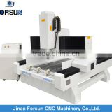 China wholesale CE approved stone cutting machine/cnc router for granite/mini cnc 3d router stone