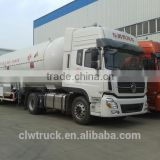 Factory Price 58.5M3 3 axles used lpg trailers for sale