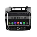 Automotive multimedia dvd player with navigation system for VW Touareg 2011-2014