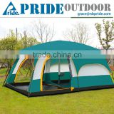 Tents Camping Family 2 Rooms Big Living Best Large Luxury Family Camping Tent                                                                         Quality Choice