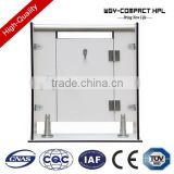 office building Phenolic hpl board toilet cubicles                                                                         Quality Choice