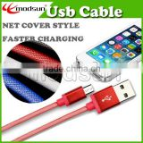 Good quality for iPhone cable,colorful cheap for iPhone 6 cable sync&charging usb cable