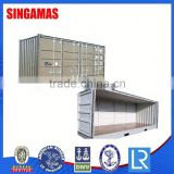Lashing Container Cargo