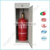 automatic cabinet type HFC-227ea/FM200 fire extinguishing system from FM200 gas fire extinguisher supplier