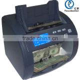 Intelligent Multi-currency Counter with External Display Printer High-end Money Handling Machine for Bank Financial Institutes