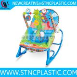 Infant to Toddler Rocker Newborn Baby Portable Bouncer Seat NEW                                                                         Quality Choice