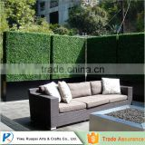 Plastic,Plastic Material and Shrubs Plant Type artificial grass wall artificial box hedge wall boxwood type wall