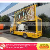 Digital billboard truck mobile led display , led mobile advertising trucks for sale, mobile led screen truck                                                                         Quality Choice