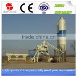CE certified HZS25 (25m3/h) mini concrete mixing plant concrete batching plant (hot sale in concrete mixing plant market)