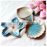 Handmade ceramic plate , Hotel Fruit ceramic plate , Home Decorative Fruite ceramic plate                                                                                                         Supplier's Choice