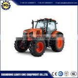 China Professional supplier two wheel/four wheel 60hp 4wd farm tractor with front loader