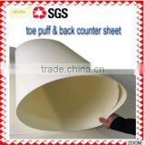 better shoes toe puff and counter material material for orthepedic shoesshoe toe puff material solvent material