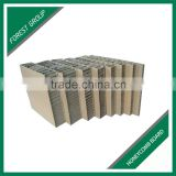 TRADE ASSURANCE GOLD SUPPLIER 25 MM HIGH QUALITY CORRUGATED HONEYCOMB CARDBOARD HOT SALE                                                                         Quality Choice