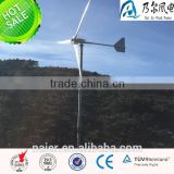 AC output 1000watt 48/96v wind power turbine with best price made in china