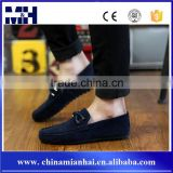 European Fashion Classic No Laces Casual Men Velvet Loafers