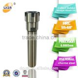 ER collet holder with straight shank, milling collet chuck ,collet chucks for end mills in milling machine